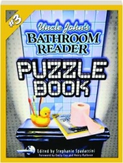 UNCLE JOHN'S BATHROOM READER PUZZLE BOOK #3