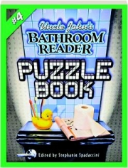 UNCLE JOHN'S BATHROOM READER PUZZLE BOOK #4