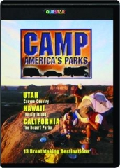 CAMP AMERICA'S PARKS: Utah / Hawaii / California