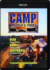 CAMP AMERICA'S PARKS: Utah / Hawaii / California