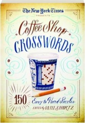 THE NEW YORK TIMES COFFEE SHOP CROSSWORDS
