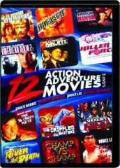 12 ACTION ADVENTURE MOVIES
