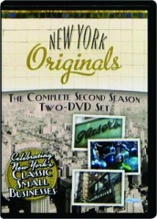NEW YORK ORIGINALS: The Complete Second Season