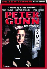 PETER GUNN: Best of Season 1