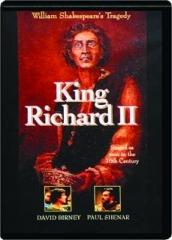 KING RICHARD II: William Shakespeare's Tragedy
