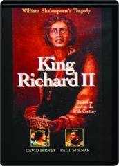 KING RICHARD II: William Shakespeare's Tragedy