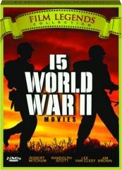 15 WORLD WAR II MOVIES