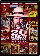 20 GREAT WESTERN MOVIES