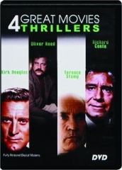 4 GREAT MOVIES--THRILLERS