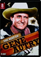 THE BEST OF GENE AUTRY: 8 Films