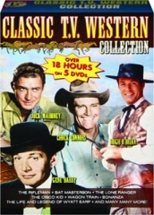 CLASSIC T.V. WESTERN COLLECTION