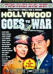 HOLLYWOOD GOES TO WAR COLLECTOR'S EDITION