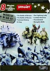 WORLD WAR II COLLECTION: 8 Movies