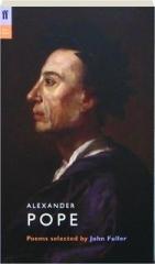 ALEXANDER POPE: Poems Selected by John Fuller