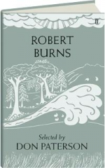 ROBERT BURNS: Poems Selected by Don Paterson