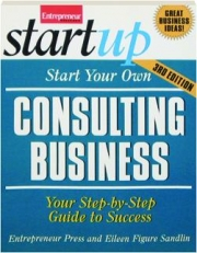 START YOUR OWN CONSULTING BUSINESS, 3RD EDITION