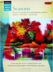 WATERCOLOR SEASONS: How to Draw & Paint