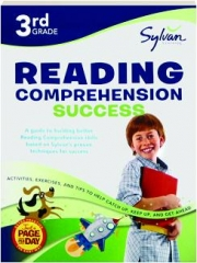 3RD GRADE READING COMPREHENSION SUCCESS