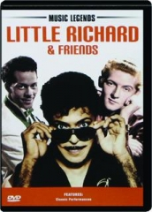 LITTLE RICHARD & FRIENDS: Music Legends