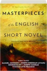 MASTERPIECES OF THE ENGLISH SHORT NOVEL