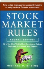 STOCK MARKET RULES, FOURTH EDITION