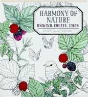 HARMONY OF NATURE: Unwind, Create, Color