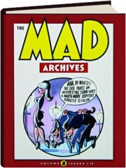THE MAD ARCHIVES, VOLUME 2: Issues 7-12