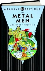 THE METAL MEN ARCHIVES, VOLUME 2