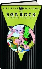 THE SGT. ROCK ARCHIVES, VOLUME 4