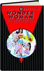WONDER WOMAN, VOLUME 1: The Amazon Princess Archives