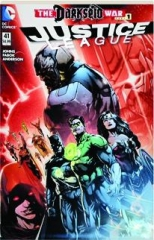 JUSTICE LEAGUE, PART 1: The Darkseid War