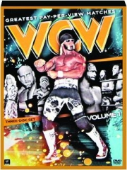 WCW, VOLUME 1: Greatest Pay-Per-View Matches