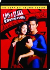 LOIS & CLARK--THE NEW ADVENTURES OF SUPERMAN: The Complete Second Season