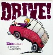 DRIVE! Zits Sketchbook 14