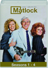 MATLOCK: Seasons 1-4