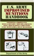 U.S. ARMY IMPROVISED MUNITIONS HANDBOOK