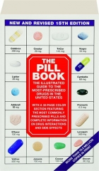 THE PILL BOOK, REVISED 15TH EDITION
