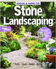 BETTER HOMES AND GARDENS STONE LANDSCAPING