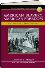 the ordeal of colonial virginia essay Colonial virginia's shift to slavery essay by master researcher colonial virginia's shift to slavery the ordeal of colonial virginia.