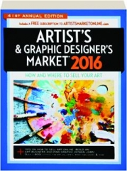 2016 ARTIST'S & GRAPHIC DESIGNER'S MARKET, 41ST ANNUAL EDITION