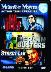 MIDNIGHT MOVIES ACTION TRIPLE FEATURE, VOLUME 3