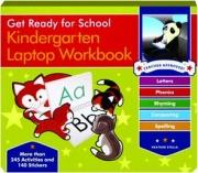KINDERGARTEN LAPTOP WORKBOOK: Get Ready for School