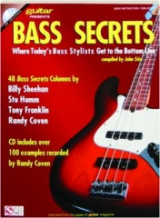 GUITAR MAGAZINE PRESENTS BASS SECRETS