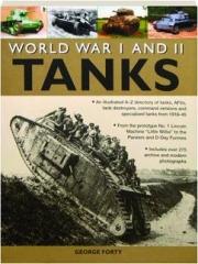 WORLD WAR I AND II TANKS