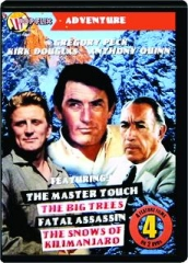 ADVENTURE: The Master Touch / The Big Trees / Fatal Assassin / The Snows of Kilimanjaro