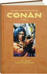 THE BARRY WINDSOR-SMITH CONAN ARCHIVES, VOLUME 2