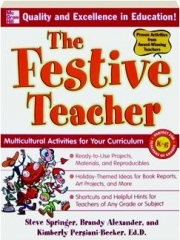 THE FESTIVE TEACHER: Multicultural Activities for Your Curriculum