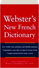 WEBSTER'S NEW FRENCH DICTIONARY