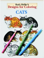 CATS: Designs for Coloring