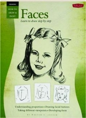 FACES: How to Draw & Paint